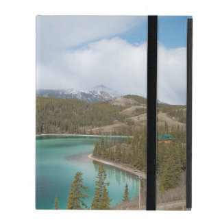 iPad covering Emerald Lake iPad Cases
