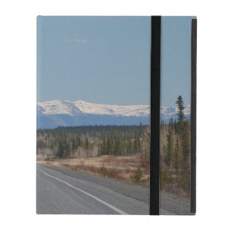 iPad covering highway in Canada iPad Cover
