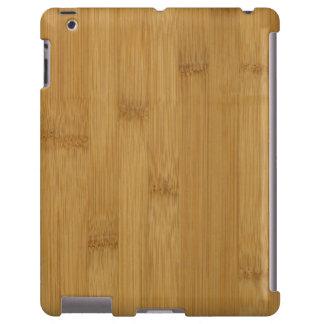 iPad de bambú, Barely There Funda Para iPad