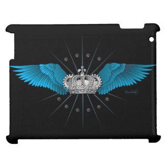 iPad de Blue Wings y de la corona - 1