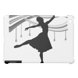 iPad de la bailarina