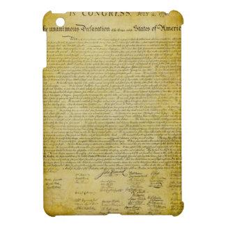 iPad de la Declaración de Independencia mini