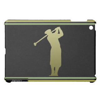 iPad de la excursión del golf