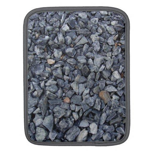 iPad de la piedra de la roca del guijarro/manga de Manga De iPad