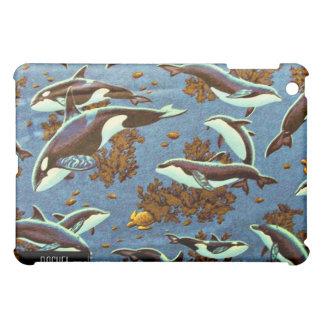 iPad de la vaina de la orca