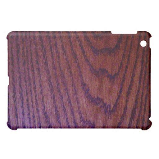 iPad de madera del grano 2