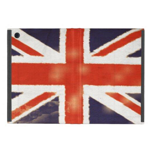 iPad de Union Jack del vintage mini iPad Mini Coberturas
