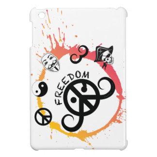 iPad del caso de la libertad mini