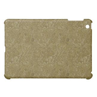 iPad del extracto del granito del oro