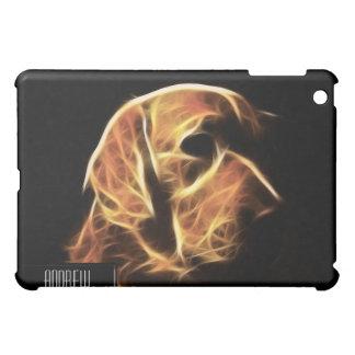 iPad del fractal del golden retriever