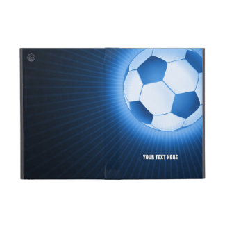 iPad del fútbol del fútbol de Personalizable mini iPad Mini Carcasa