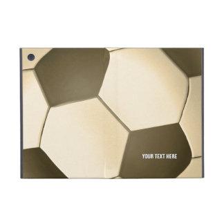 iPad del fútbol del fútbol de Personalizable mini iPad Mini Cobertura
