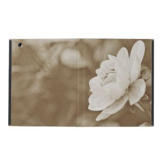 iPad del iPad 2/3/4 del EL de Funda de Flores para