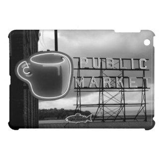 iPad del mercado de lugar de Pike/aire/mini caso