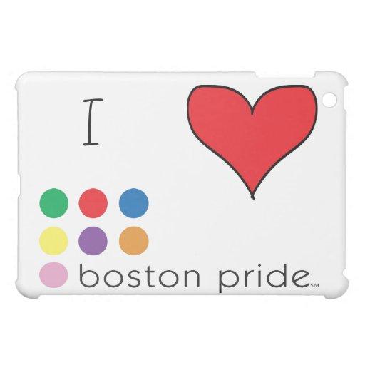 iPad del orgullo de Boston