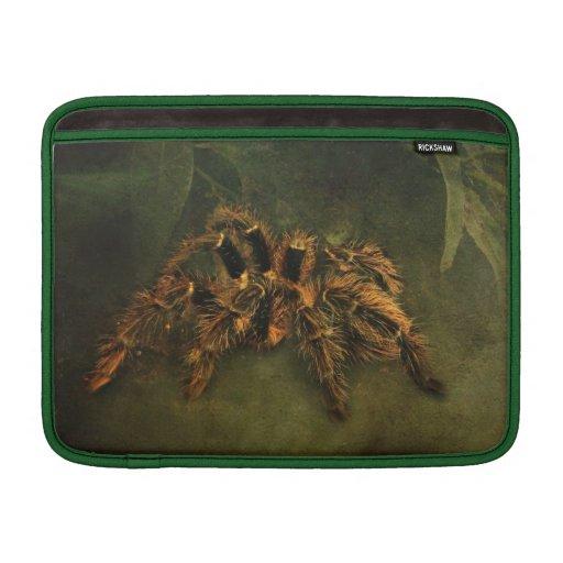 iPad del Tarantula/cubierta del ordenador portátil Funda MacBook