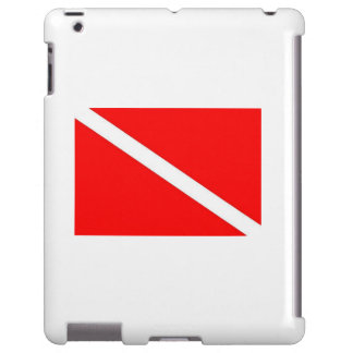 iPad Dive Flag Case