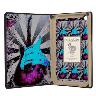 iPad Dodocase de la guitarra eléctrica