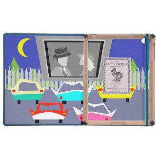 iPad DODOcase de la película del autocinema de la