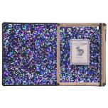 iPad DODOcase Glitter Graphic Background iPad Cases