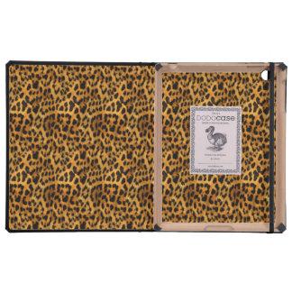 ipad DODOcase Leopard Animal Print iPad Cases