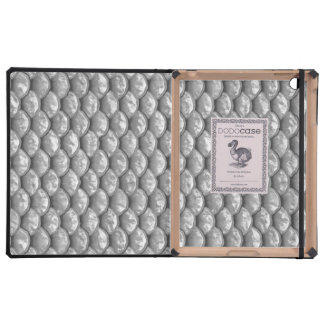 ipad DODOcase Metal look iPad Folio Case