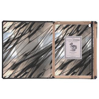 ipad DODOcase Metal look iPad Folio Cases
