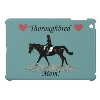 iPad ecuestre de la mamá excelente orgullosa bonit iPad Mini Carcasas