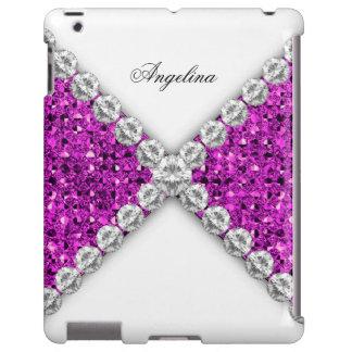 iPad Elegant Glitter Pink Diamonds Jewel