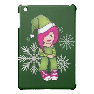iPAD Emo Girl Christmas iPad Mini Cases