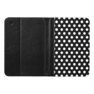 iPad en folio mini Polkadots del caso