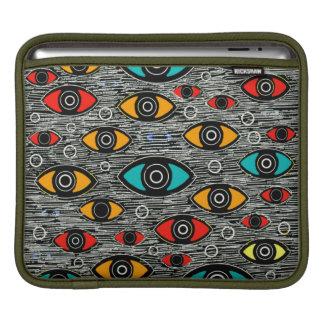 iPad Eyes Sleeve-1117 Sleeves For iPads