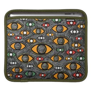 iPad Eyes Sleeve-1285 iPad Sleeve