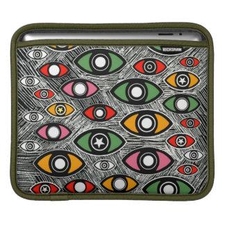 iPad Eyes Sleeve-1294 iPad Sleeves