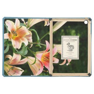 iPad floral 2 3 caso de 4 DODO