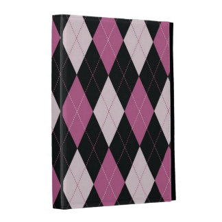 iPad Folio Case - Diamond Argyle - Doll House