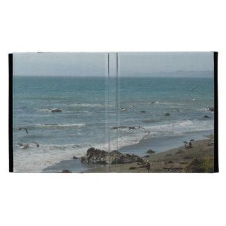 iPad Folio: Coast at Moonstone Beach, Cambria, CA iPad Cases
