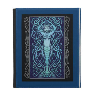 iPad Folio Cover - Water Spirit by C. McAllister