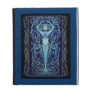 iPad Folio Cover - Water Spirit by C. McAllister