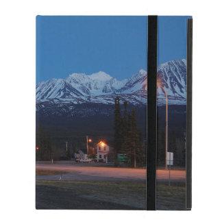 iPad funda bosquecillo Junction hora azul