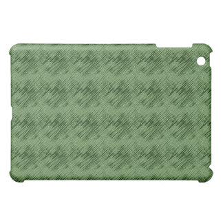 iPad grabado al agua fuerte verde de la mirada