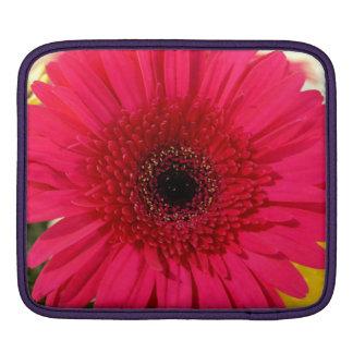 iPad Horizonal Pink Flower Sleeve For iPads