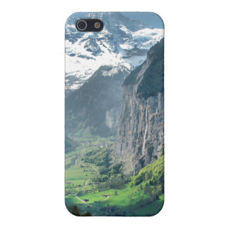 iPad iPhone iPod case with Switzerland landscape iPhone 5 Cases