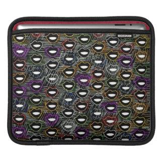 iPad Lips Sleeve-623 Sleeves For iPads