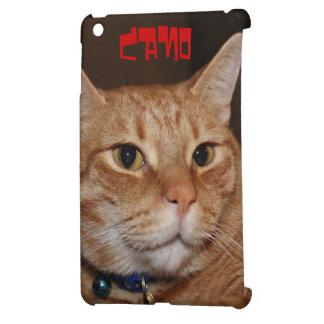 iPad listo del caso del gato mini
