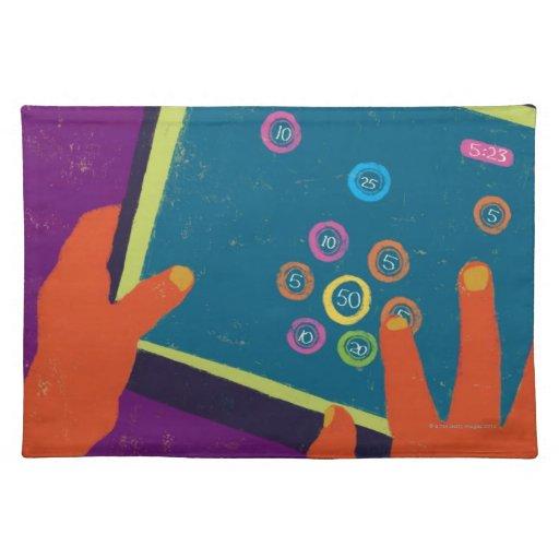 iPad Manteles