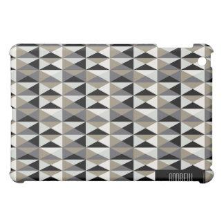 iPad metálico del diamante