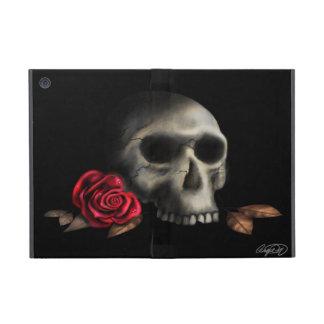 "Ipad mini & 2 cover ""deathly beautiful"" by Angie iPad Mini Covers"