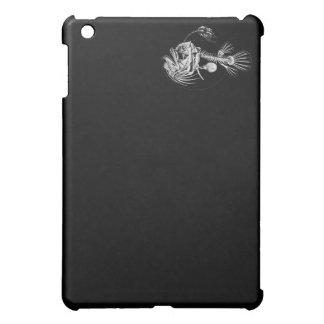 ipad mini black x-ray angler fish case case for the iPad mini