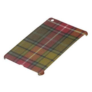 iPad MINI Buchanan Weathered Tartan Print iPad Mini Cases
